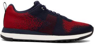Paul Smith Indigo Rappid MS2 Sneakers