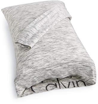 Calvin Klein Modern Cotton Print Standard Pillowcases, Set of 2 Bedding