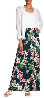 Tommy Bahama Le Tigre Orchid Maxi Skirt