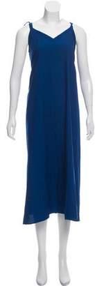 Veda Sleeveless Belted Dress