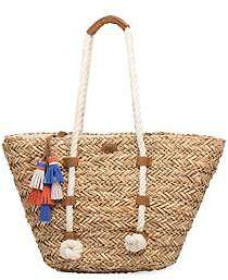 Pepe Jeans New Women's Alicia Bag In Beige