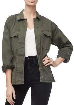 Good American Military-Style Jacket