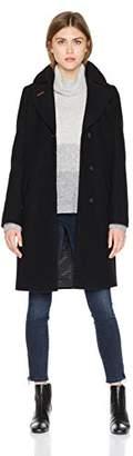 BOSS Women's Onati1 10199673 01 Coat,EU 42