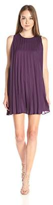 BB Dakota Women's Edisto Pleated Dress