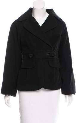 Charles Chang-Lima Sueded Lightweight Jacket