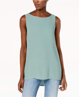 Eileen Fisher Silk Shell Tunic