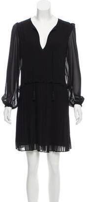 Rebecca Minkoff Long Sleeve Knee-Length Dress