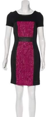 Yoana Baraschi Embellished Mini Dress
