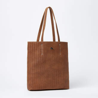 Roots Large Downtown Tote Woven Tribe