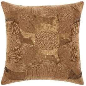 Nourison Beaded Accent Pillow