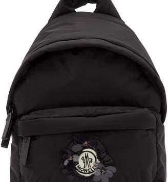 Simone Rocha Moncler Genius Moncler x logo backpack
