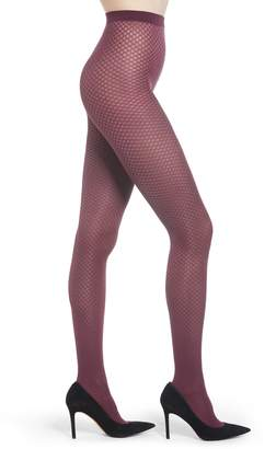 Wolford Tess Check Tights