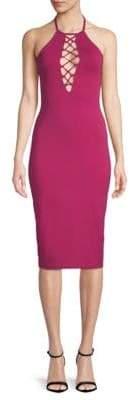 Rachel Pally Siren Lace-Up Dress
