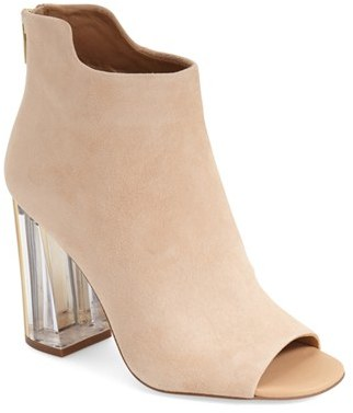 Calvin Klein 'Lulah' Bootie $188.95 thestylecure.com