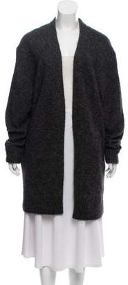 Acne Studios Long Sleeve Open-Front Cardigan w/ Tags