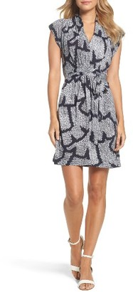 Women's French Connection Print Remi Dress $118 thestylecure.com