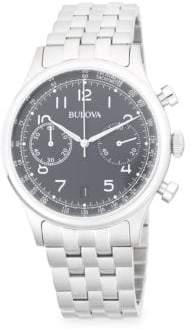 Bulova Classic Chronograph Bracelet Watch