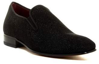 Mezlan Micro-Studded Loafer