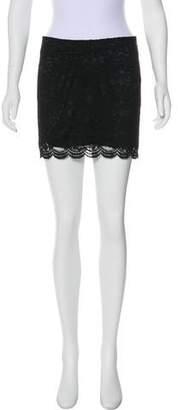 Diane von Furstenberg Tivara Mini Skirt