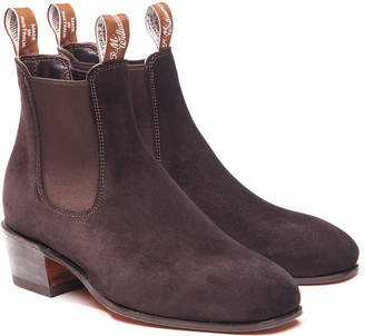 R.M. Williams Kimberley Suede Boot