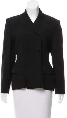 Barbara Bui Structured Wool Jacket
