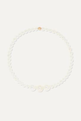 Mizuki Pearl Bracelet - Gold