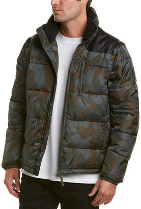 Armani Exchange 2-In-1 Puffer Jacket & Vest