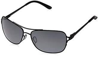 Oakley Women's Metal Woman Polarized Aviator Sunglasses