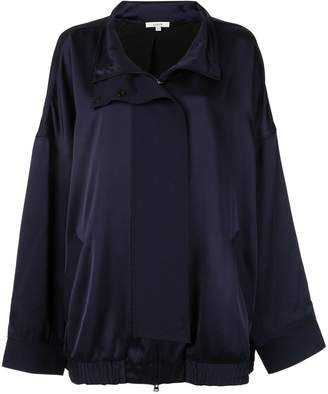 LAYEUR concealed front jacket