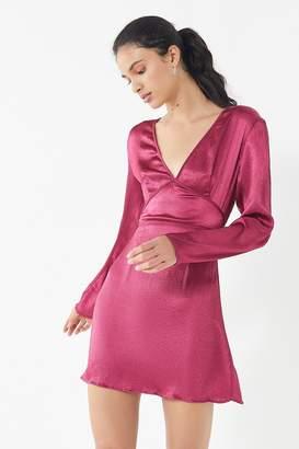 The Fifth Label Estella Satin Mini Dress