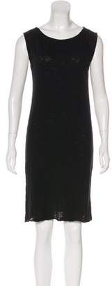 ATM Anthony Thomas Melillo Sleeveless Knee-Length Dress