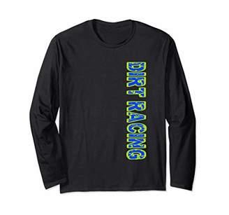 Dirt Racing Shirts Motocross Racing Long Sleeve T-Shirt