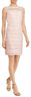 Lauren Ralph Lauren Petites Geo Lace Dress