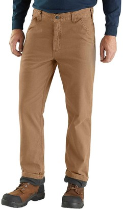 Carhartt Rugged Flex Rigby Dungaree Knit Lined Pant - Men's