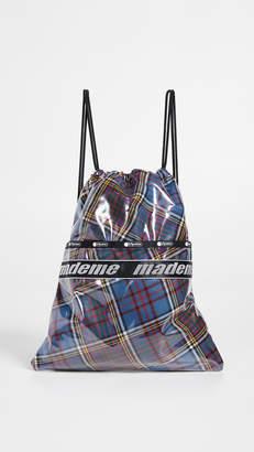 Le Sport Sac x MadeMe Drawstring Backpack