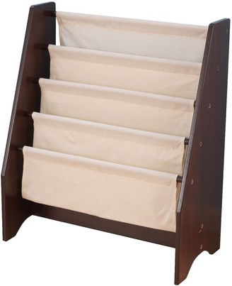 Kid Kraft Espresso Sling Bookshelf