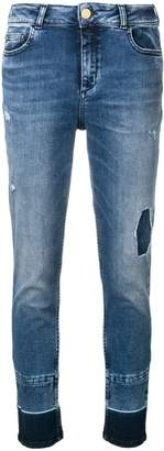 Twin-Set distressed jeans