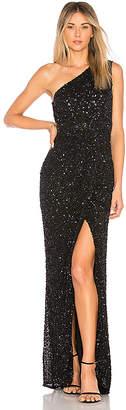 Parker Black Marnie Embellished Gown