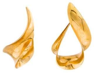 Michael Good 18K Figure Eight Earrings