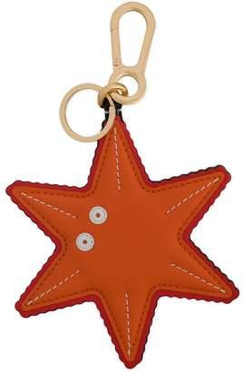 Loewe starfish bag charm