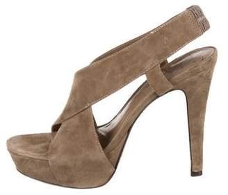 Diane von Furstenberg Zia Platform Sandals