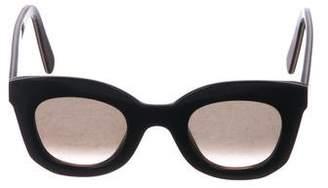 Celine Baby Marta Gradient Sunglasses