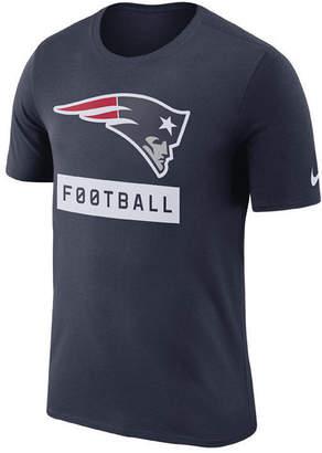 Nike Men's New England Patriots Legend Football Equipment T-Shirt