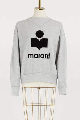 Etoile Isabel Marant Moby cotton sweatshirt