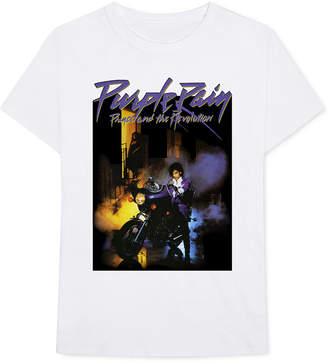 Bravado Men's Prince Purple Rain T-Shirt