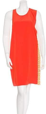3.1 Phillip Lim3.1 Phillip Lim Silk Two-Tone Dress