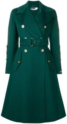 Sportmax Code double breasted trench coat