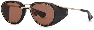 Dita Nacht Two Oval-frame Sunglasses