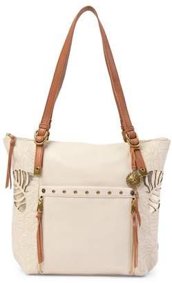The Sak Ojai Leather Tote Bag