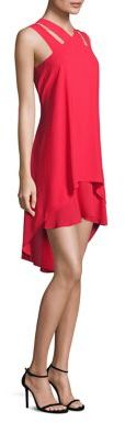 BCBGMAXAZRIA Double Strap Dress $198 thestylecure.com